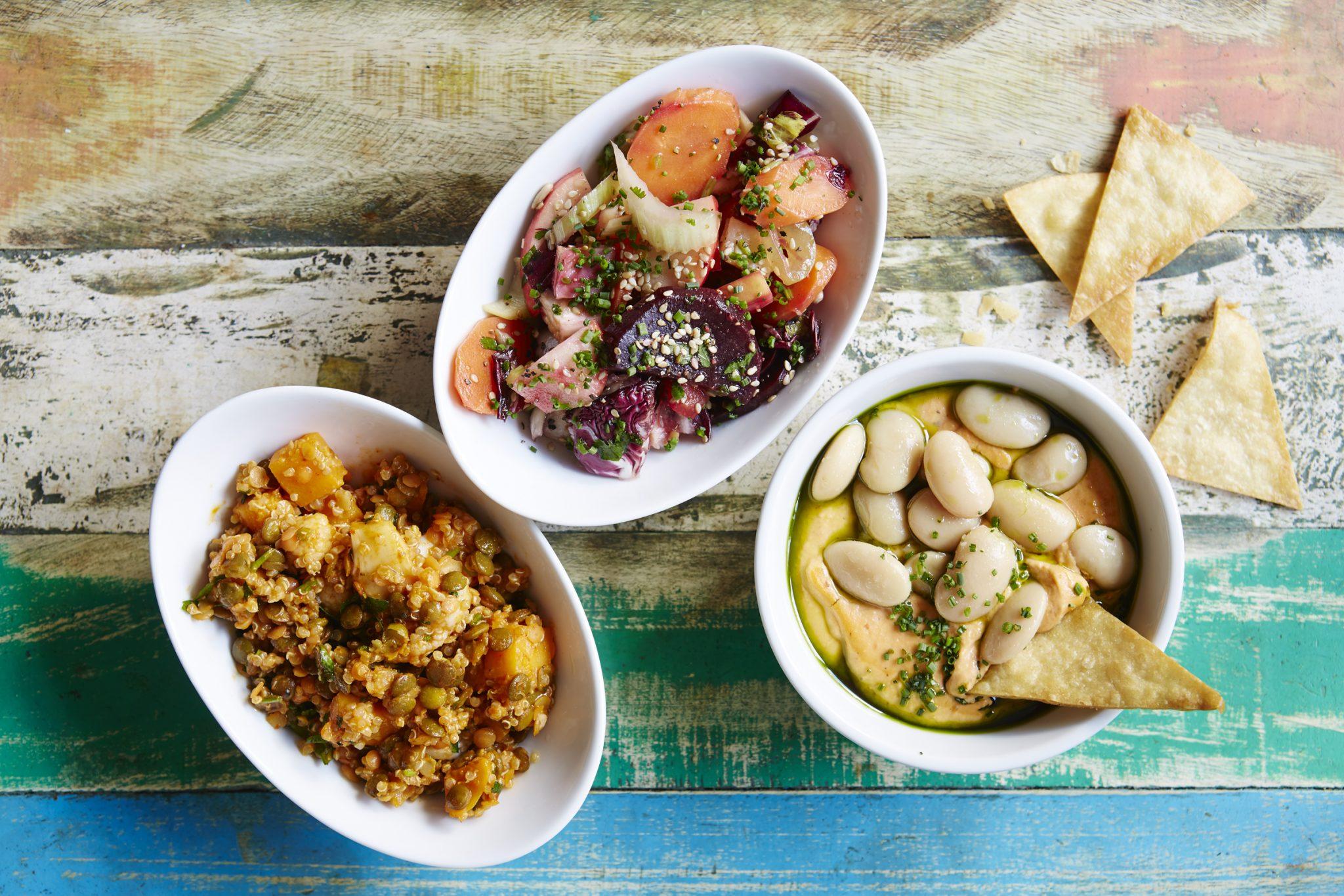 The Larder, Bethnal Green, Lunch Menu